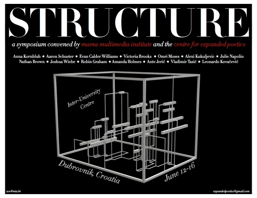 Structure - Poster - Page 1